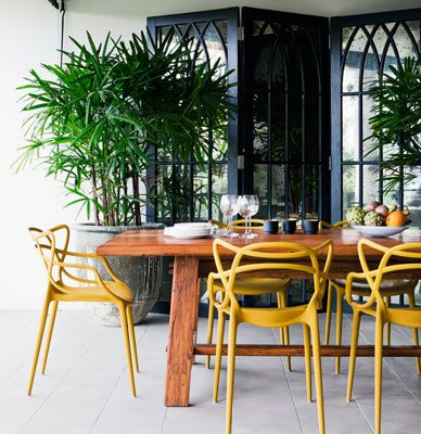 Interior designer Megan Brown transformed a cookie-cutter apartment into a rich, personal domain. Here's how she did it. Text & styling: Kate Nixon. Photography: Maree Homer.Australian House & Garden, May 2013.