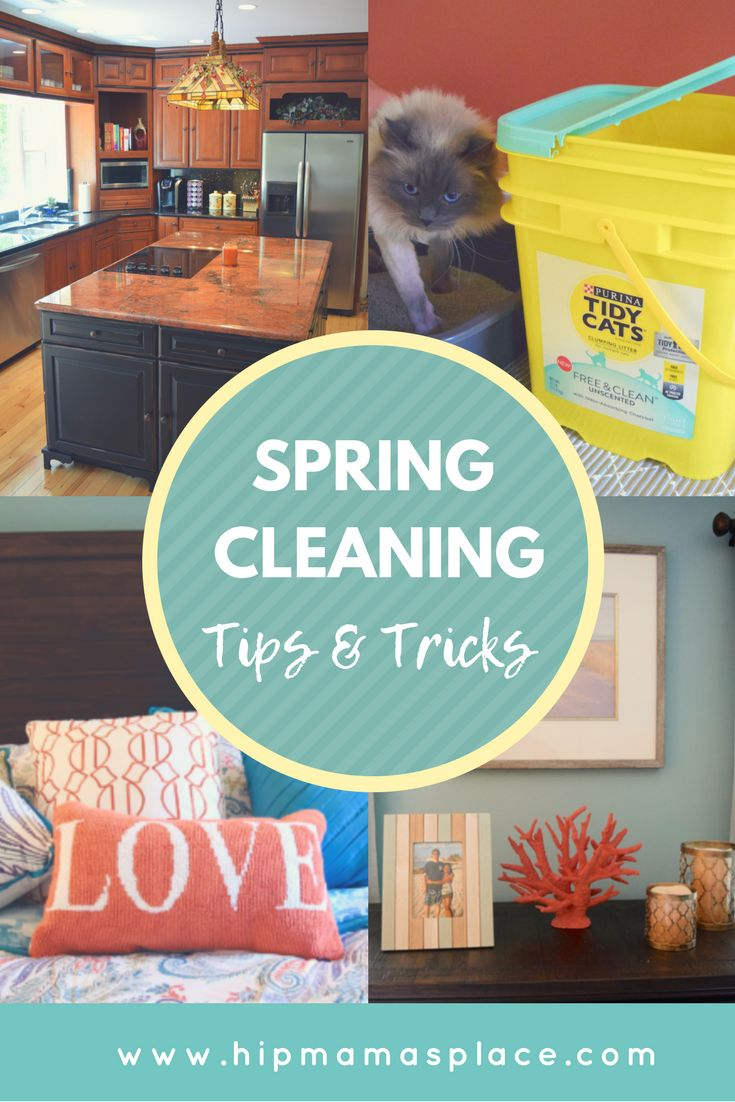 55 best Spring Cleaning images on Pinterest | Spring cleaning ...