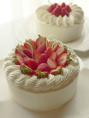 Strawberry shortcake …