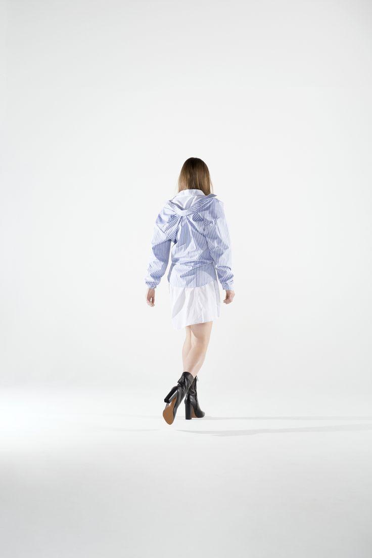 Photo: Hinda Fahre Styling: Vilde Bjørnødegård Makeup: Elise Malde Model: Margit