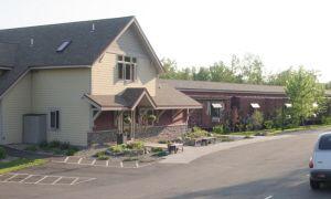 Northern Rail Traincar Inn, Two Harbors, Minnesota - rooms are renovated boxcars