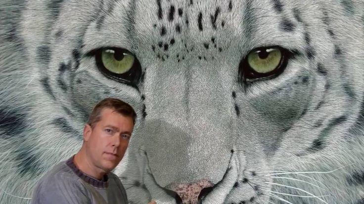 Snow Leopard II by Marc Alexander