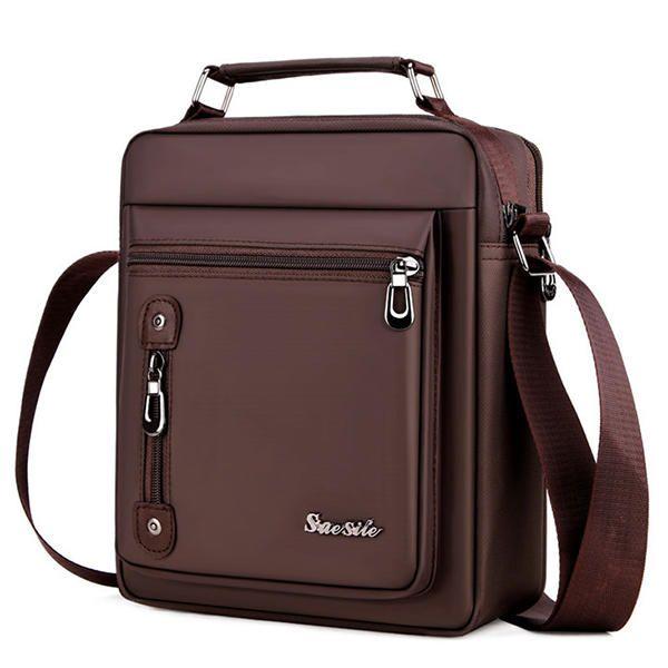 Oxford Vintage Casual Business Shoulder Crossbody Bag For Men - US$20.29  men women  bags fashion