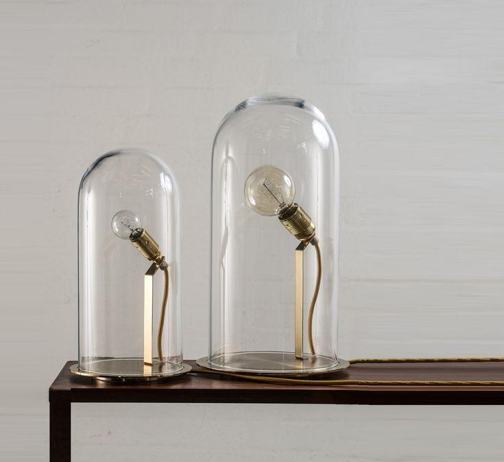 Awesome La lampe cloche Speak up cm hcm est sign e de la designer