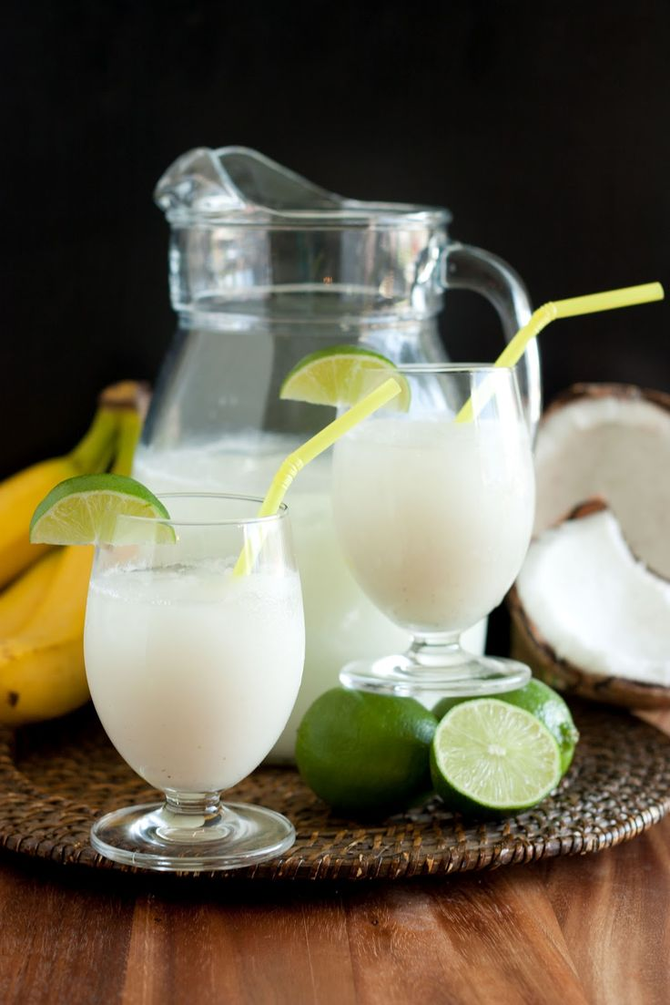 Brazilian Limeade - This drink is simply incredible!
