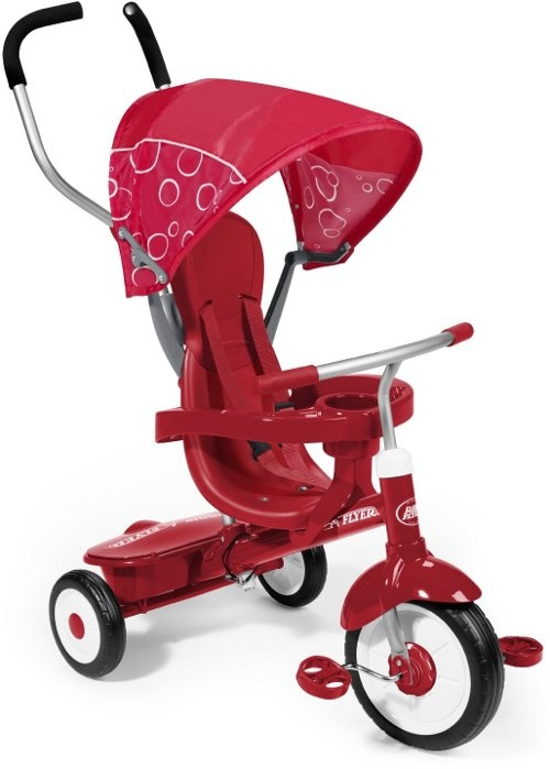 Radio Flyer Grow With Me Trike Tot Toy Review Radio
