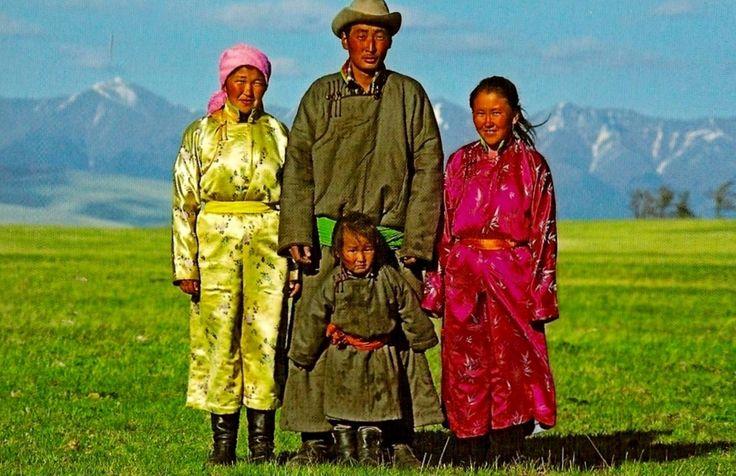 GONE Faces of Asia, Altai/Mongolia/Tuva
