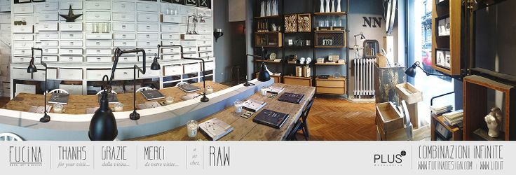 #Thanksgiving to Raw Milano for their hospitality #breradistrict #milandesignweek
