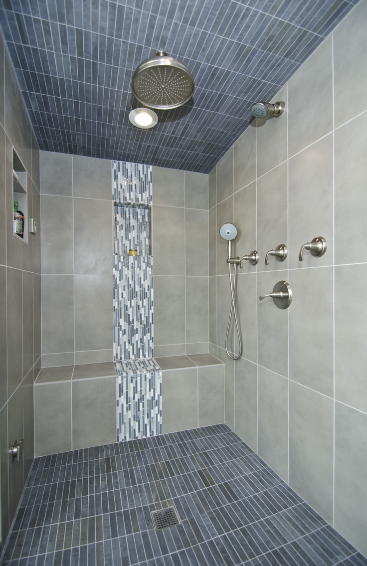 Beautiful bathrooms in va and md a collection of ideas to Designs for bathrooms with shower