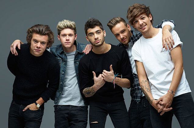 All One Direction Singles, Ranked Worst to Best: The Top 16 1D Hits | Billboard