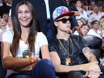 In addition to the copious questions about Justin Bieber's bizarre outfit at Game 7 of the Eastern Conference Finals this week in Miami, there was som...