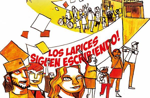 """Especial 16 de septiembre: Día Nacional de la Juventud. Se conmemora en recuerdo de los jóvenes militantes secuestrados por fuerzas militares durante la denominada """"Noche de los Lápices"""", ocurrida en septiembre de 1976."""