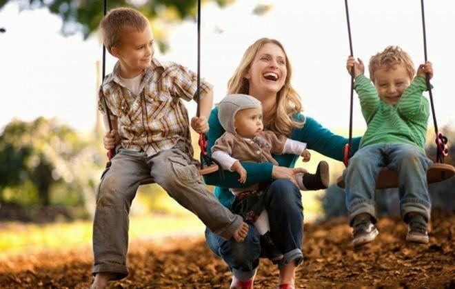 Γιατί τα παιδιά έχουν ανάγκη τις κοινές οικογενειακές στιγμές