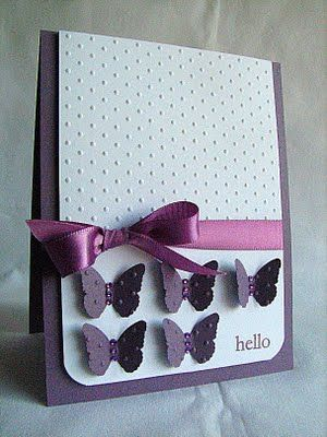 Simply Stamped by Maile Belles: Butterflies