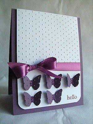 Love butterflies!: