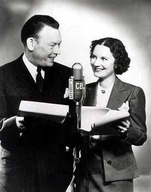 PORTLAND HOFFA, the REAL wife of Fred Allen.