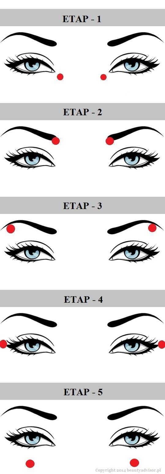 Masaż na podkrążone oczy. http://www.beautyadvisor.eu/2014/11/masaz-na-podkrazone-oczy.html