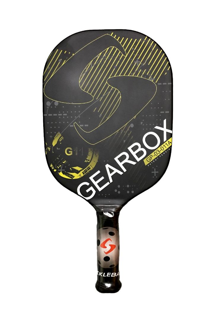 The Gearbox G11 Pickleball Paddle is one of the most