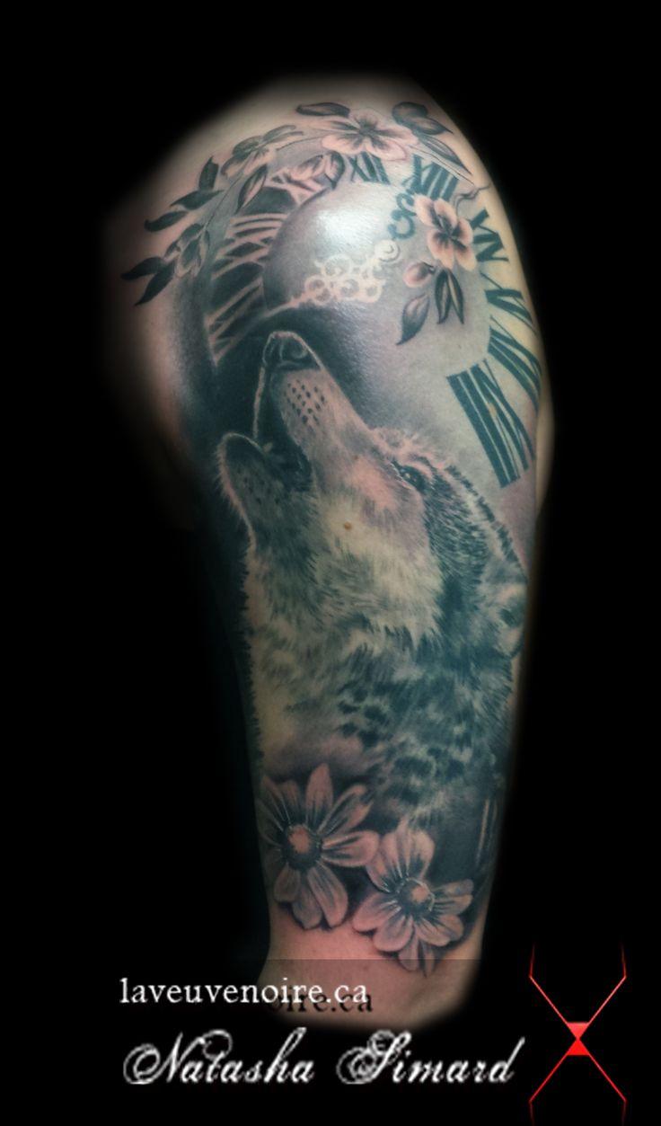 Les 25 meilleures id es de la cat gorie tatouages horloge sur pinterest tatouage cadran - Image de tatouage ...