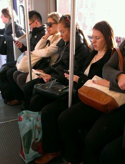 November commute mbta green line