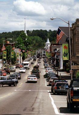Littleton Main Street, Historic Downtowns, NH