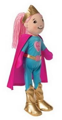 Groovy Girls Superhero 33 cm.