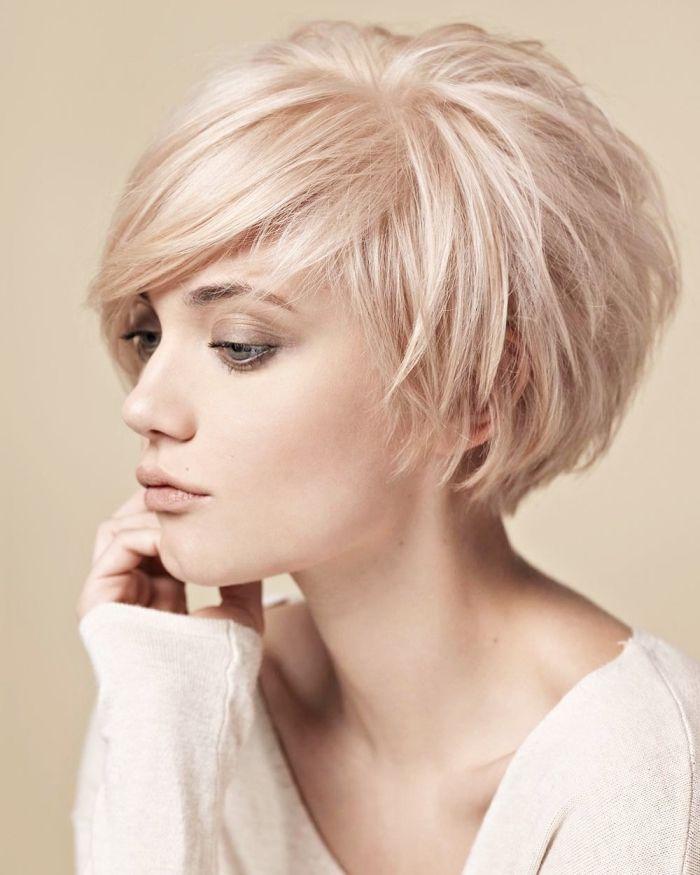 1001 + exemples parfaits de la coupe courte effilée à ne pas manquer | Coupe de cheveux ...