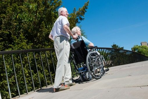 The Heavy Duty Twin Wheel Powerpack attaches to any wheelchair in literally seconds. Once fitted, simply walk behind with your thumb on the control and let the Powerpack do all the work for you. The Heavy Duty model was introduced to give more power to push heavier users up to 26 stone and with the added traction of twin wheels enables you to tackle tricky slopes and uneven terrain with confidence. http://www.tgamobility.co.uk/product/wheelchair-powerpack-duo-hd Tel: 01787 882244