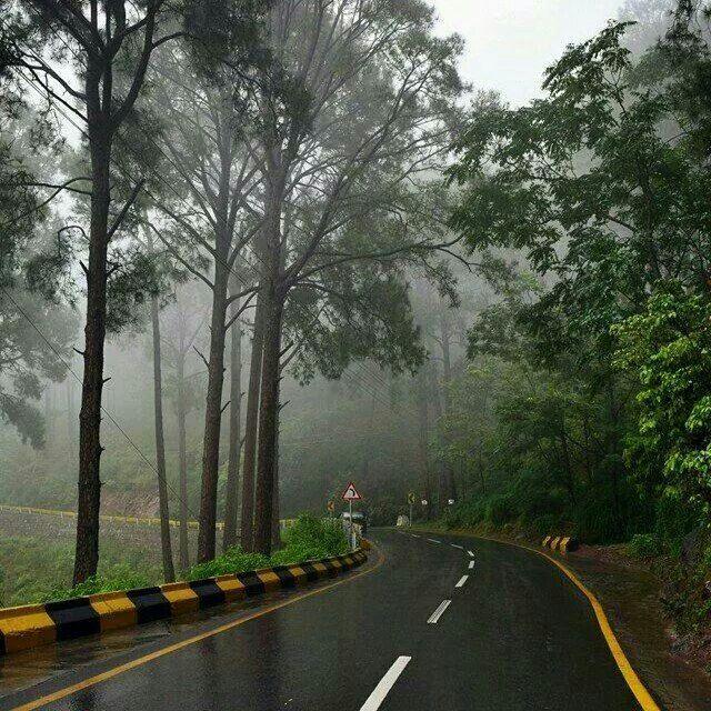 Islamabad Roads: Murree Pakistan, Islamabad Pakistan