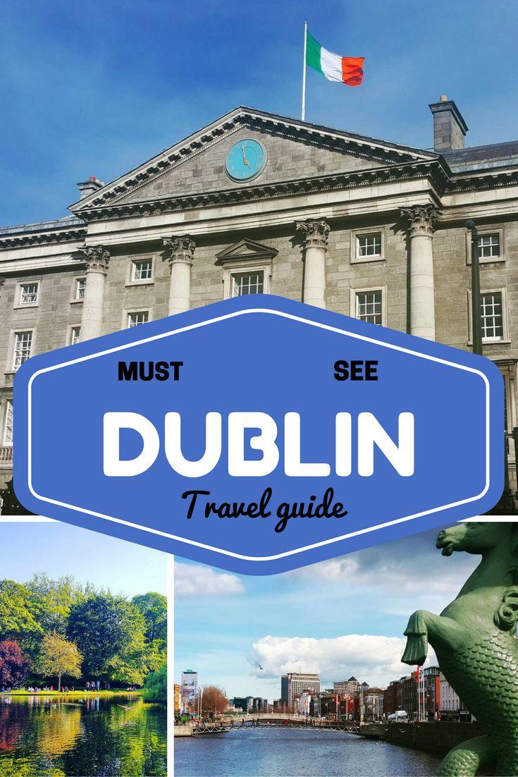 A local's guide to Dublin, Ireland #travel, #Europe #travelguide