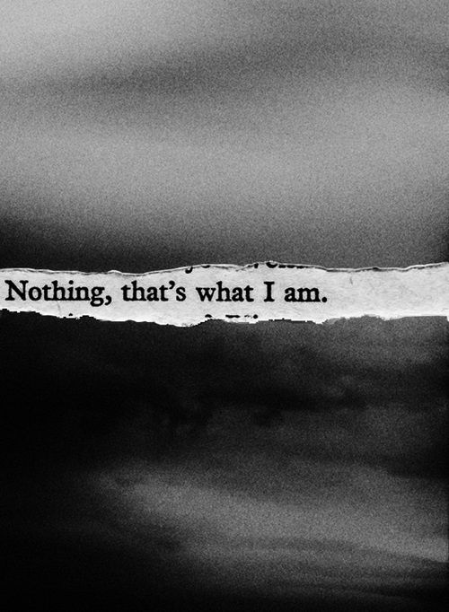 What I feel like sometimes