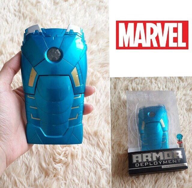 Iron man I love Marvel