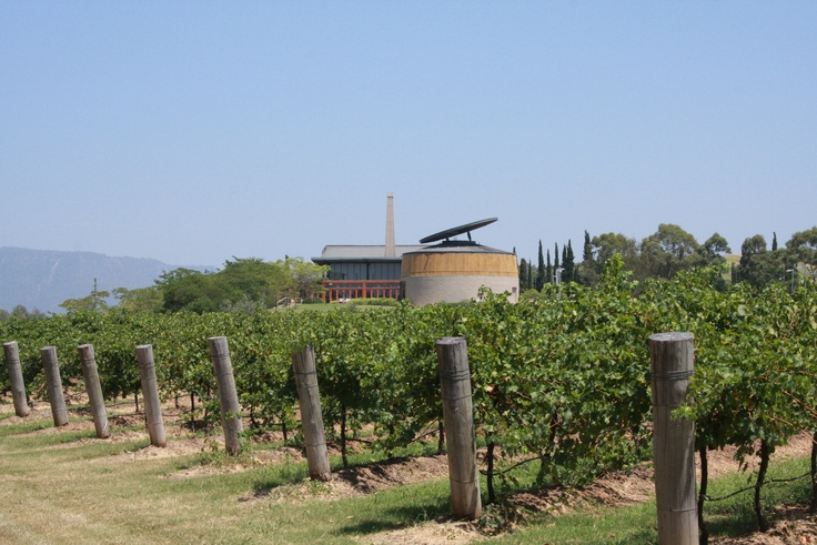 Hungerford Hill in the Hunter Valley