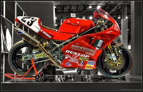 Ducati 888 - Doug Polen