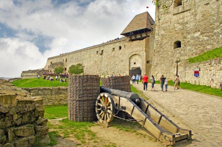 Castle of Eger [Eger, Hungary]