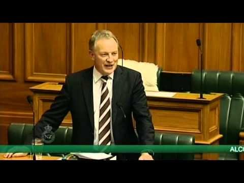 Alcohol Reform Bill - Committee Stage - Phil Goff