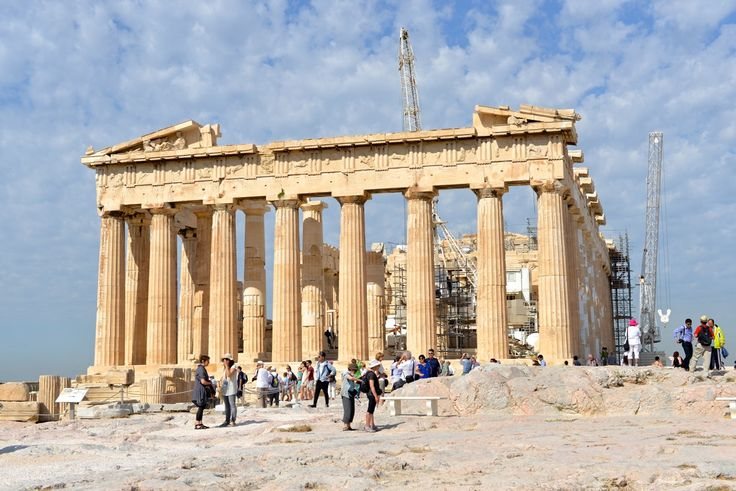 Akropolis.I am proud of my country