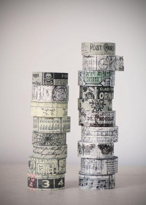 Tim Holtz washi tape