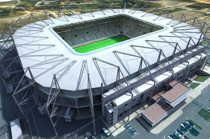 Stadion - Borussia Mönchengladbach