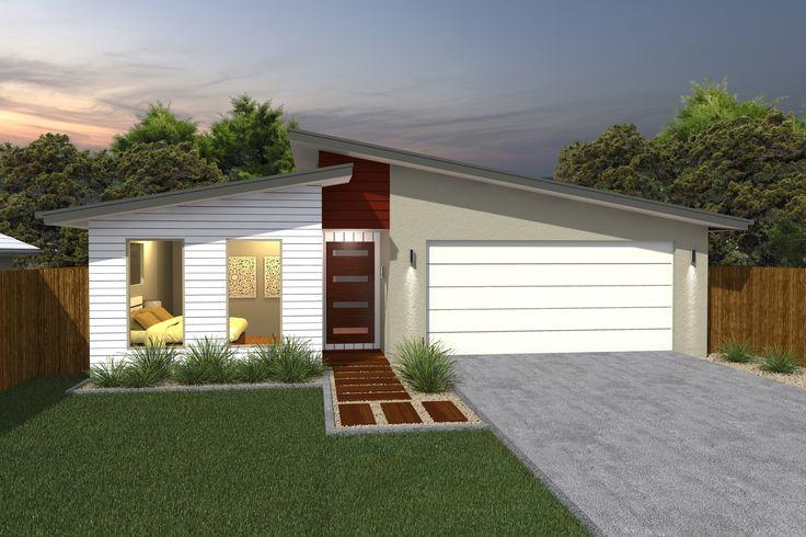 Costa Home Designs  Sunshine Coast Home Builders  ABODE172  Urban Facade