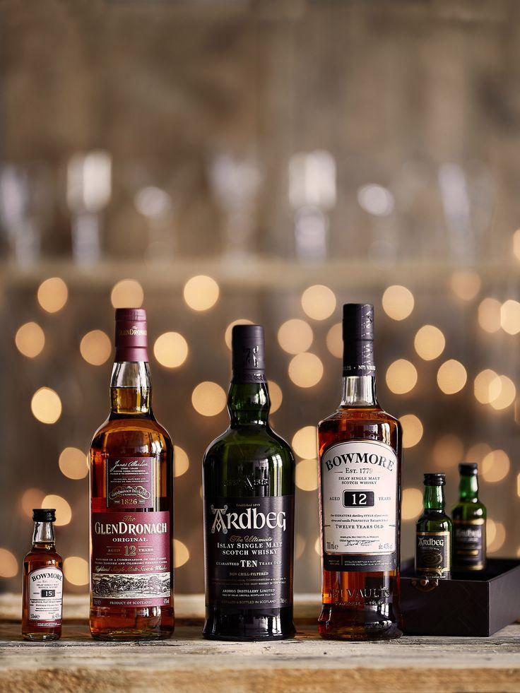 Zeit deine Hausbar aufzufüllen, mit zahlreichen neuen Whisky Sorten.