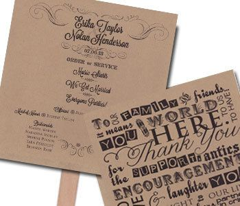 20 Best Wedding Programs Images On Pinterest
