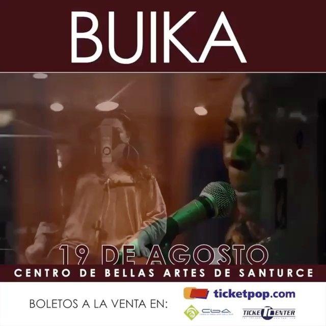 """""""#PuertoRico - August 19 - No te pierdas el regreso de @buikamusic el sábado, 19 de agosto en El Centro de Bellas Artes de Santurce. Consigue tus boletos a través de @ticketpop o la boletería del teatro. Te invita La Buena Fortuna y Elyradical Productions. Follow @EVENTSAFRICA ➖➖➖➖➖➖➖➖➖➖➖➖➖➖➖➖➖ Follow @EVENTSAFRICA Follow @EVENTSAFRICA Follow @EVENTSAFRICA #EVENTSAFRICA"""" by @eventsafrica. #startupgrind #successmindset #businesslife #inspiringquotes #successquote #entrepreneurquotes #ceo…"""