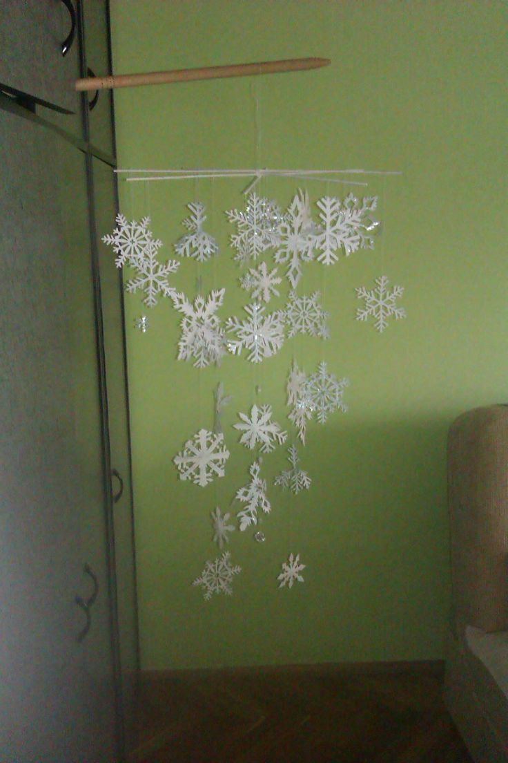 also a piece of last year's christmas decor :) it was hung from my ceiling :)