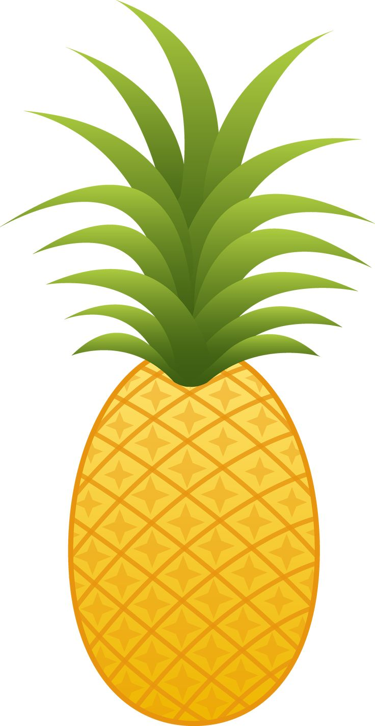 Free Funky Pineapple Clipart Custom - Cliparts and Others Art ...