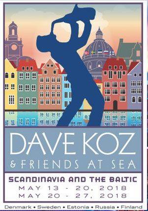 13 May 2018Serenade Of The Seas7 Night Dave Koz At Sea CruiseCopenhagen, Denmark @ http://www.davekozcruise.com