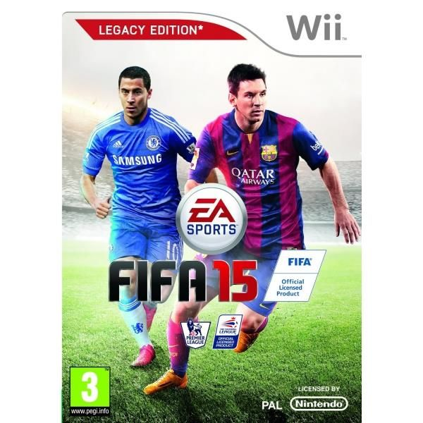 FIFA 15 Wii Game | http://gamesactions.com shares #new #latest #videogames #games for #pc #psp #ps3 #wii #xbox #nintendo #3ds