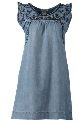 Pepe Jeans KILLIAM - Vestito di jeans - blu - Zalando.it #tobuy #apple #shape