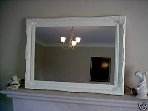 Mirror to go above desk/vanity