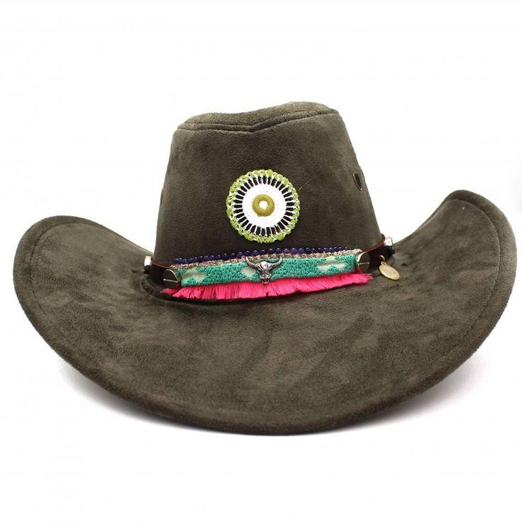 Toscana, Colección Cowboy de sombreros en Bendita Pasión